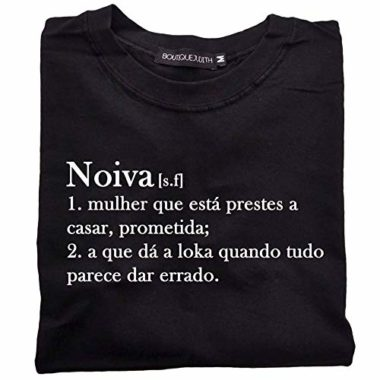 Camiseta Noiva 2