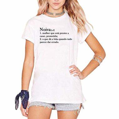 Camiseta Noiva 4