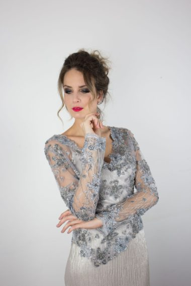 Vestido bordado Fernanda Padin 2