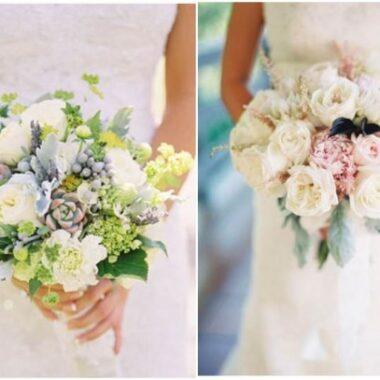 A origem dos bouquets