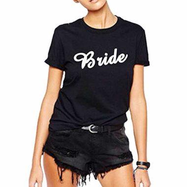 camiseta bride preta