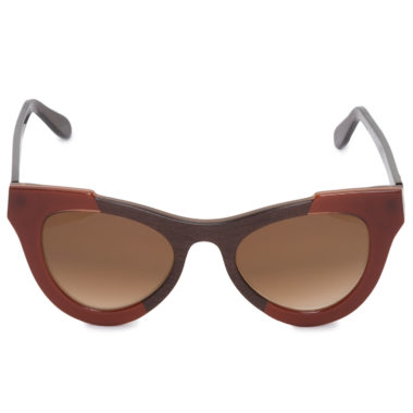 oculos marrom livo