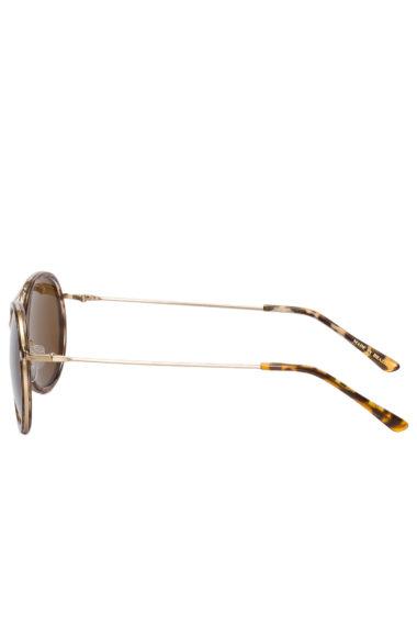 oculos redondo animal print 4