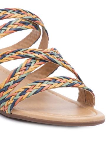 sandalia bege trancada 3