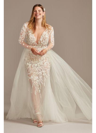 vestido de noiva | David's Bridal | plus size